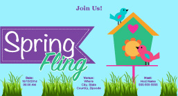 Send Spring Invitations!