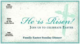 Send Easter Invitations!