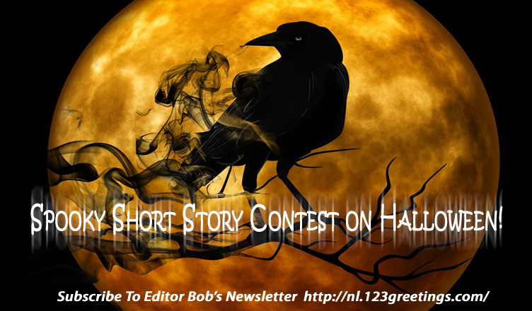spooky short story contest on halloween - Halloween Short Story Contest